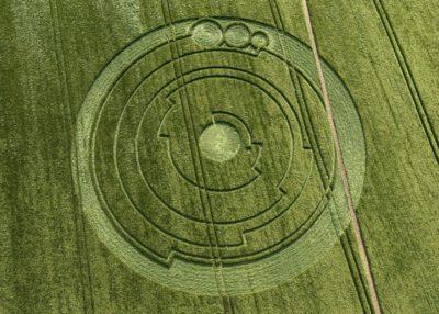 Crop Circles – JESSE DRIVER