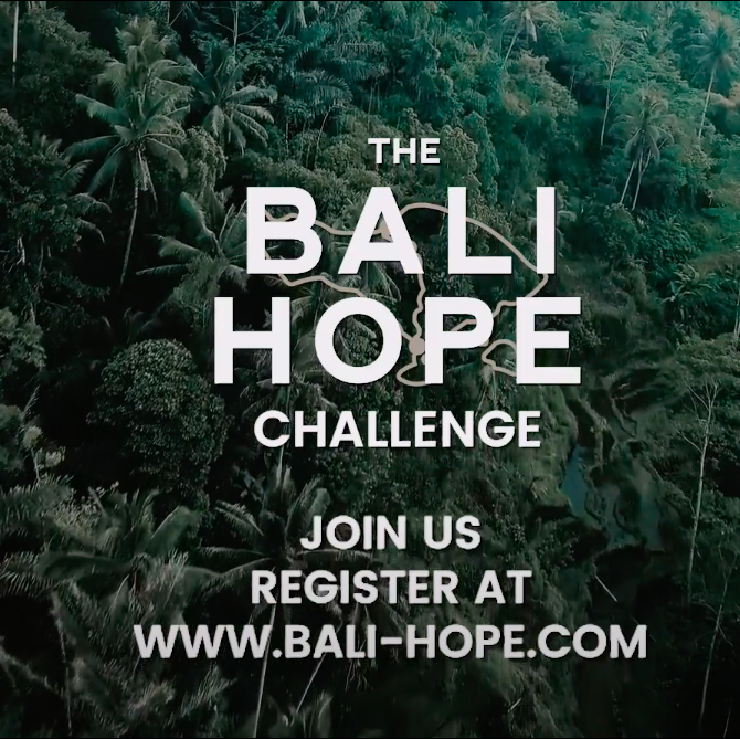 The Bali Hope Challenge