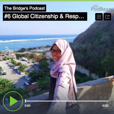 #6 Global Citizenship & Responsible Consumption – Adela Abdullah