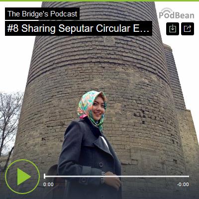 #8 Sharing Seputar Circular Economy Dan Waste Management – Ranitya Nurlita
