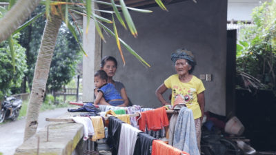 Support Needy Families In Bali With A Water Filter