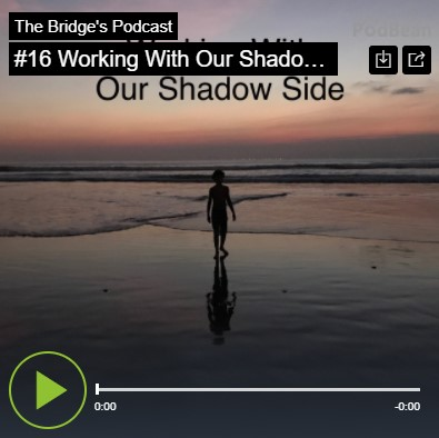 #16 Working With Our Shadow Side – Nicole Bridger