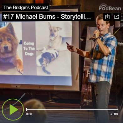 #17 Storytelling Power For Brands, Business, And Life – Michael Burns