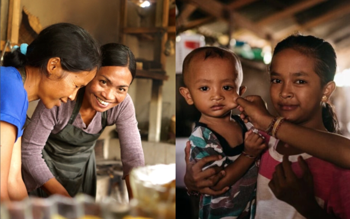 Supporting The Women Of Bali