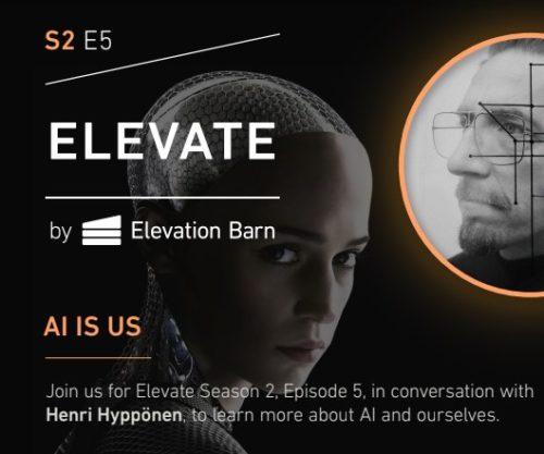 AI IS US – ELEVATION BARN